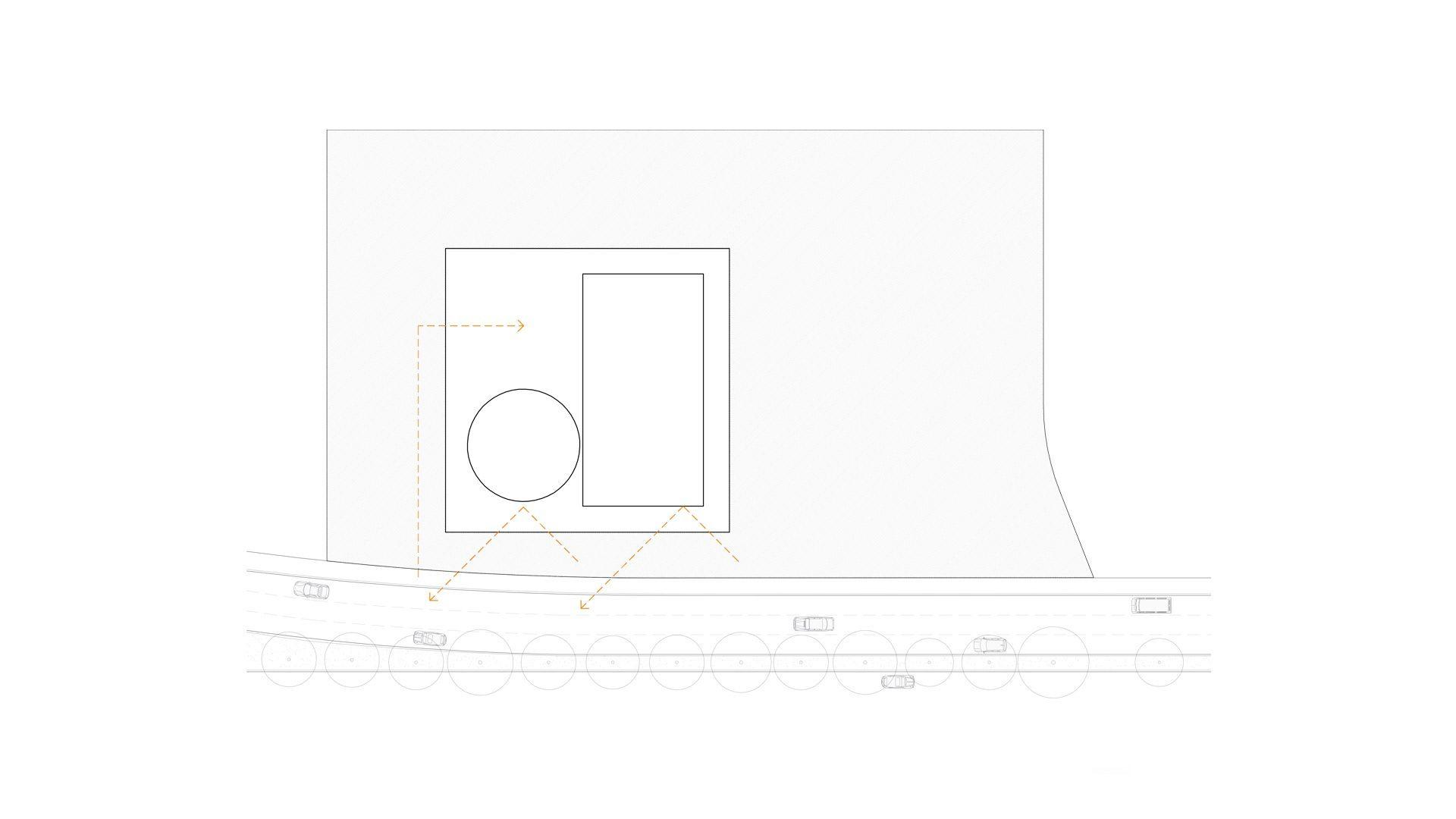 midiateca-santo-andre-diagrama-acessos-existentes